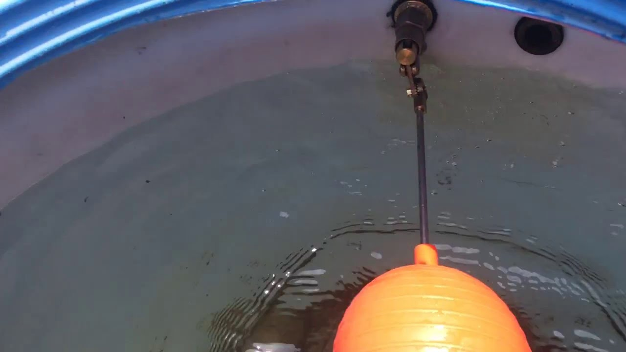 Hướng dẫn khắc phục bồn nước tràn hiệu quả