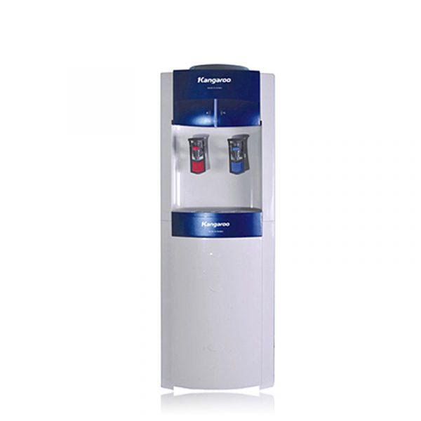 Máy làm NL nước uống loại đứng mầu xanh KG43