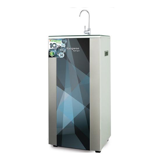 Máy lọc nước Hydrogen Kangaroo Plus RO 10 lõi vỏ tủ VTU Diamond KG100HP