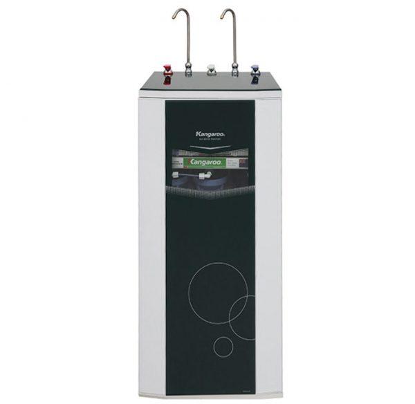 lọc nước RO 2 vòi 10 lõi KG10A3 vỏ tủ VTU màu