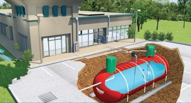 Những lưu ý khi lựa chọn mua bồn nước âm đất
